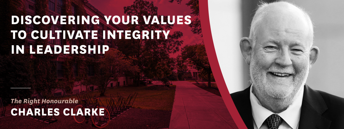 Integrity in Leadership: Discovering your Values to Cultivate Integrity in Leadership