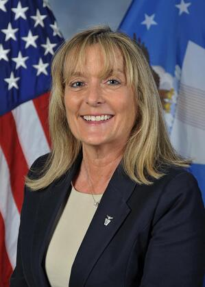 Joy White is the Executive Director of the Space Missile System Center at the Los Angeles Air Force Base and this is her leadership journey.